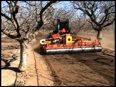 Orchard Floor Management (Pistachio)