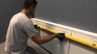 CAREA Mineral Composite Interlocking Cladding Panels