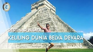 Belva Devara yang Jadi Staf Khusus Jokowi ini Sudah Keliling Dunia, Pernah ke Yunani hingga Brazil