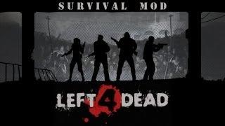 Counter Strike 1.6 : Left 4 Dead Survival Mod - Test