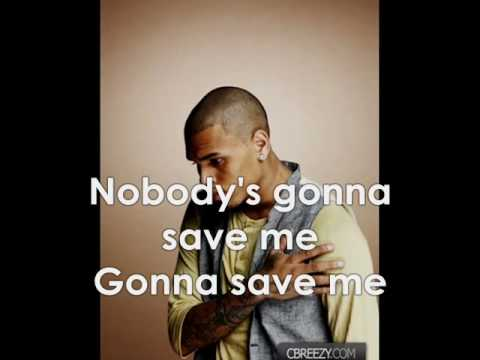Chris Brown - Save Me W/Lyrics