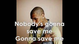 Chris Brown - Save Me W/Lyrics