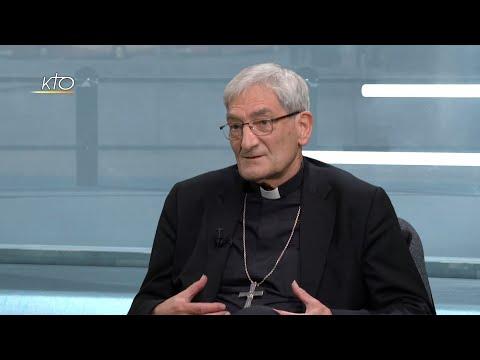 Mgr Christophe Dufour - Diocèse d'Aix-en-Provence et Arles