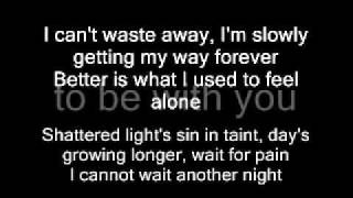 Children Of The Bodom-Mask Of Sanity with lyrics