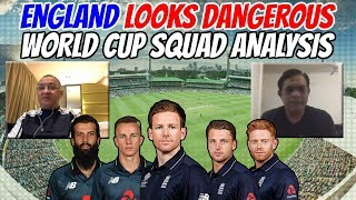 England Looks Dangerous | World Cup Squad Analysis | Caught Behind