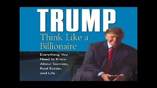 Trump:Think Like a Billionaire Full  Audiobook by Donald Trump