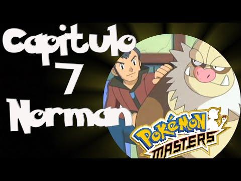Ep7 | Medalla de NORMANy SLAKING | Pokemon Masters