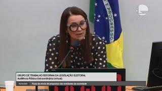 REFORMA ELEITORAL - Reforma da Legislação Eleitoral - 05/03/2021 12:00