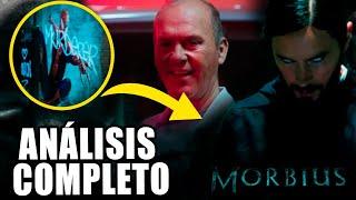 Morbius trailer oficial Análisis LO QUE NO VISTE y la gran conexión con Spider-Man
