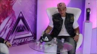 DY Hablando de el junte con Nicky Jam (El Party Me Llama / Prestige)