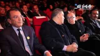 إفتتاح المسرح العربي