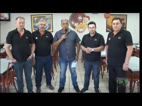 Archi na TV - Metalurgica Crippa e Wolly Burguer