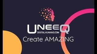 UneeQ Digital Humans | Create AMAZING!