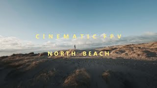 Cinematic FPV - North Beach