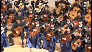 [2015]「もののけ姫」よりアシタカせっ記 / 久石譲 Guitar Ensemble