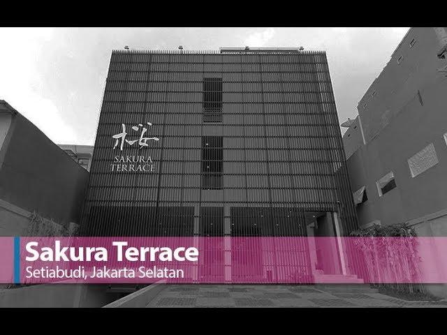 Sakura Terrace Setiabudi