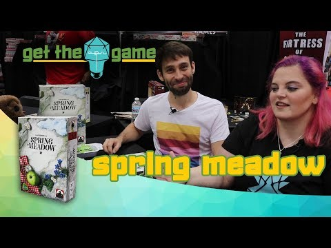 Get the Game - Spring Meadow