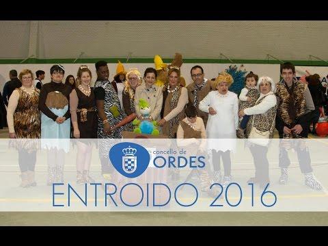Festival do Entroido Concello de Ordes 2016