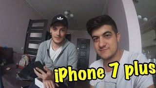 iphone 7plus Шапика. Реакция жены на новый айфон 7