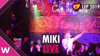 "Miki ""La Venda"" (Spain 2019) LIVE At London Eurovision Party"