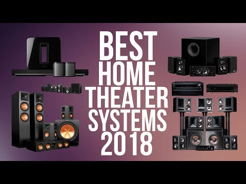 Best Home Theater Systems 2018 – Top 10 Best Home Theater Speaker 2018