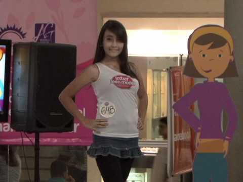 Etapa Pasarela Miss de Inter Teen Model 8/8