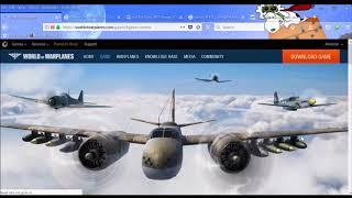 World of Warplanes - Looking at Update 2.0.4!!!!!!!!!!!