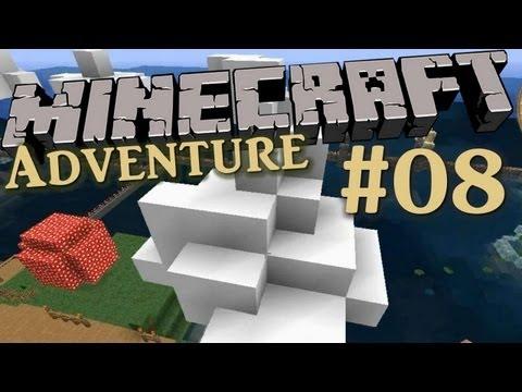 Let's Play Minecraft Adventure #08 [HD] - neue Map mit GLP | DEBITOR