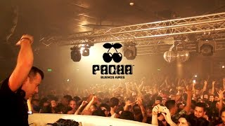 Jay Lumen live at Pacha Buenos Aires Argentina 19-03-2016 / 2 hours live /