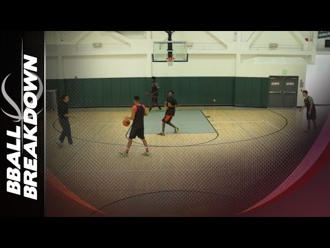 How To Run Dribble Drive Motion Offense