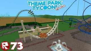 theme park tycoon 2 roblox ep 100 - TH-Clip