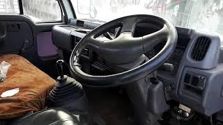 NISSAN ATLAS 150 4WD двигатель TD27   При нагрузке дымил черным дымом.