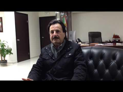 El presidente municipal habla sobre el impuesto predial