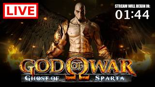 [LIVE]  God of War: Ghost of Sparta [PS3]