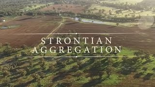 Strontian Aggregation, Narrandera - SOLD