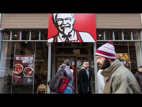 More than two-thirds of KFC outlets slowly reopen in UK