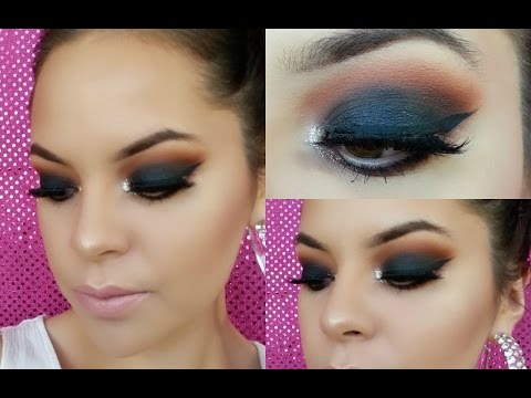 Maquillaje Para Eventos De Noche Angela Garza Belleza - Maquillaje-para-eventos