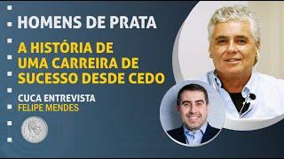 65 – A história de uma carreira de sucesso desde cedo – Felipe Mendes