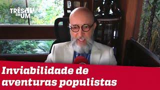 Josias de Souza: Políticos também ficaram viciados no auxílio emergencial