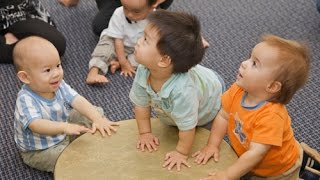 Kindermusik Baby Classes - 7 Notes - Frisco Plano TX