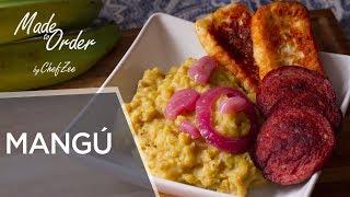 Dominican Mangu | Mangu Series Ep. 2 | Dominican Recipes | Made To Order | Chef Zee Cooks