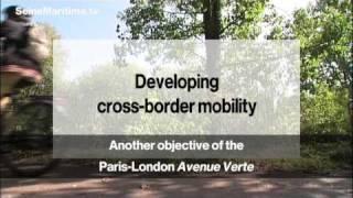 Vignette de la vidéo : L'avenue Verte - The Green Way