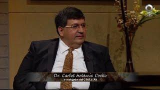 Conversando con Cristina Pacheco - Dr. Carlos Artemio Coello