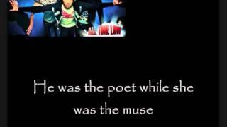 All Time Low - Circles with Lyrics