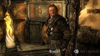 Brynjolf...has time for you.  Part I:  mod walkthrough