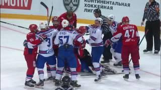 2017 Gagarin Cup, SKA 2 Lokomotiv 1 OT1 (Series 3-0)