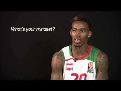 Pre-season Interview: Darius Adams, Laboral Kutxa Vitoria