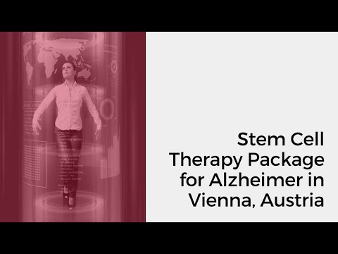 Best Affordable Stem Cell Therapy Package for Alzheimer in Vienna, Austria