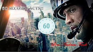 San Andreas Fault - 60second facts