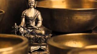 3 часа длиной тибетские поющие чаши Медитация Чакра Исцеление Тон Ф # Музыка сердечной чак